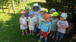 Obiskali smo čebelarko Darjo